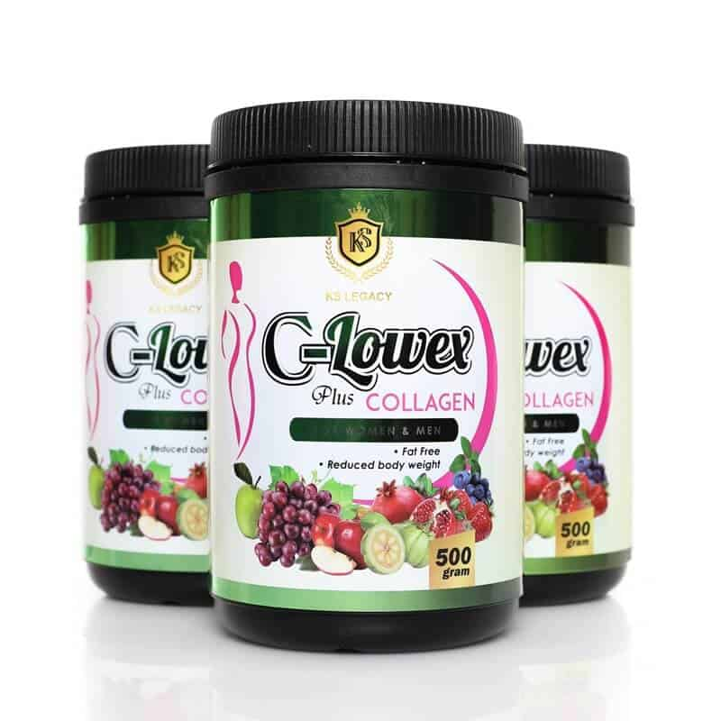 C-Lowex Plus Collagen